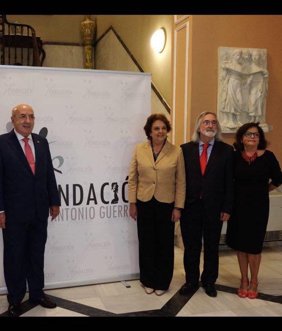 La Fundación AK Guerrero se presenta en sociedad.