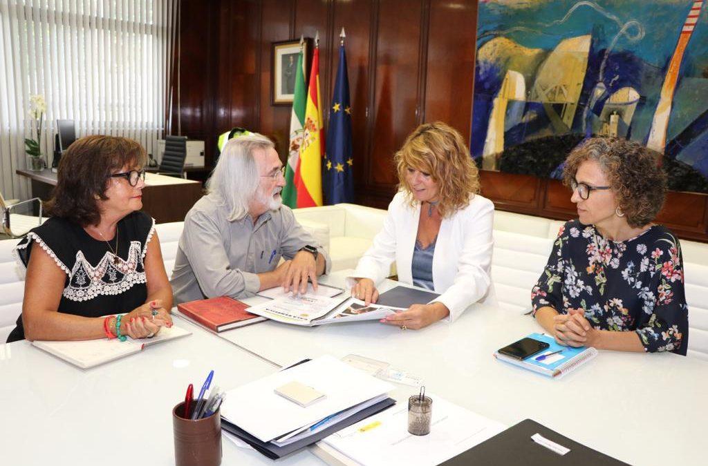 Autoridad Portuaria de Huelva y la Fundación. Creando sinergias.