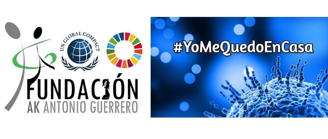 30 días #YoMeQuedoEnCasa