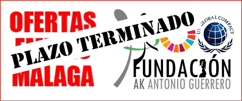La Fundación crece, necesitamos profesionales para provincia de Málaga (plazo finalizado el 17 de agosto)