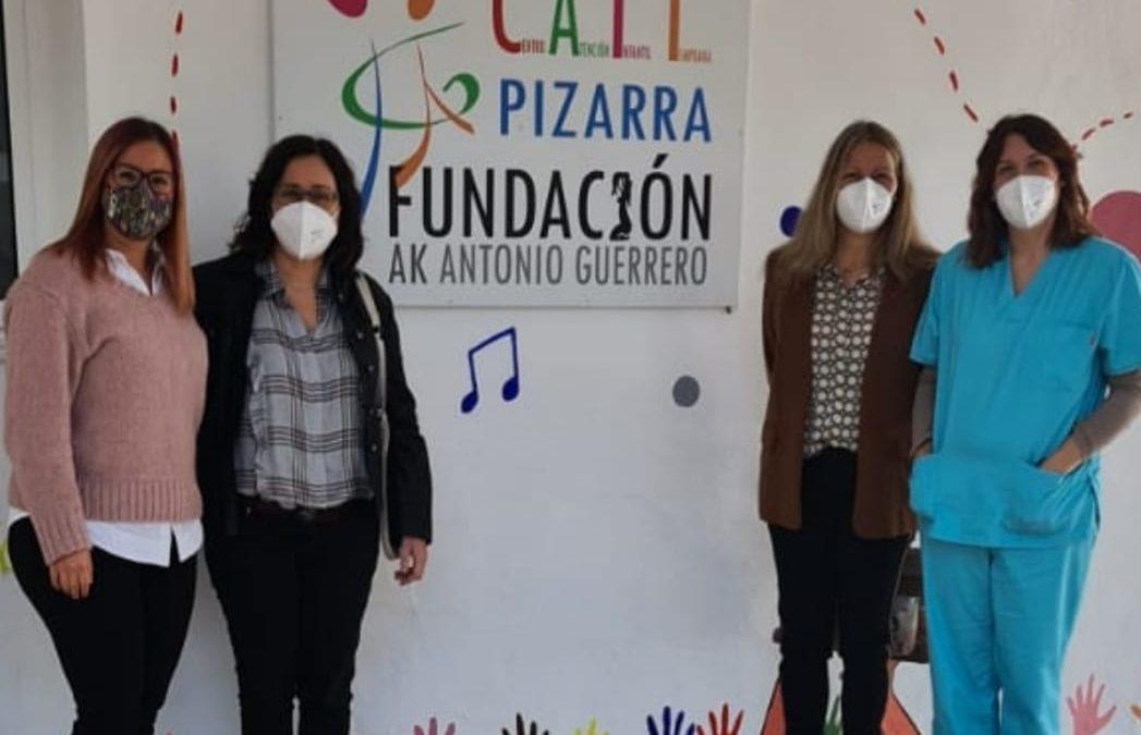 Universidad de Málaga y Fundación AK Guerrero, creando sinergias.
